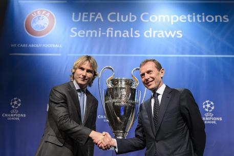Draw of the semi-finals of UEFA Champions League 2014/15 ...