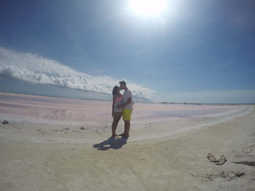 Las Coloradas - Messico