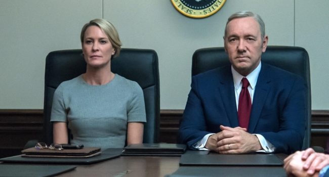 House of Cards: gli Underwood non si fermeranno