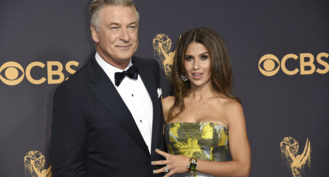 Emmy Awards 2017: Alec Baldwin
