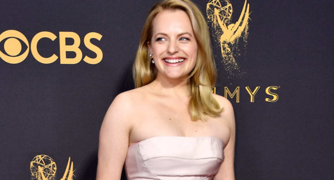 Emmy Awards 2017: Elisabeth Moss