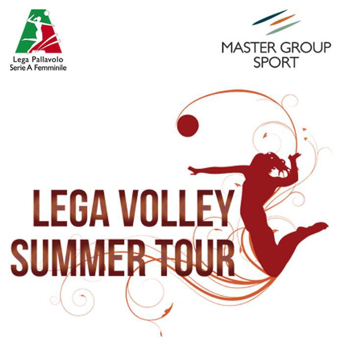 Lega Volley Summer Tour All Star