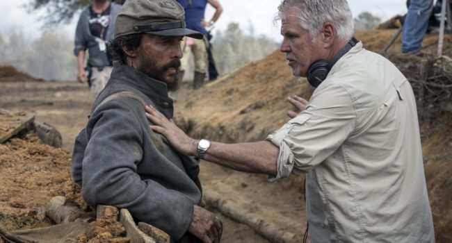 Free State of Jones: Ross con McConaughey