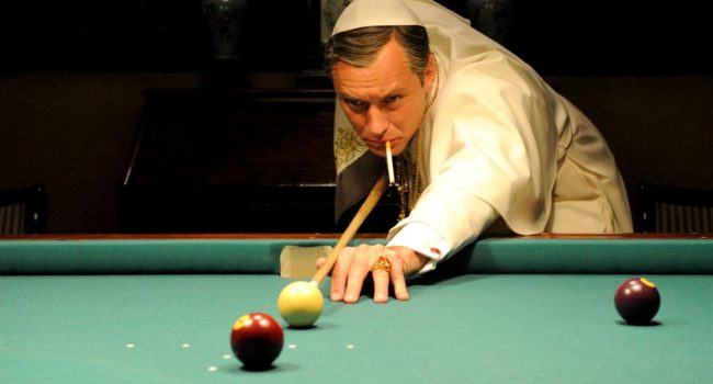 The Young Pope di Sorrentino: Jude Law nei panni di Pio XIII