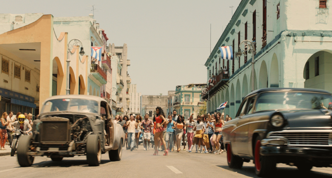 The Fate of The Furious: Cuba