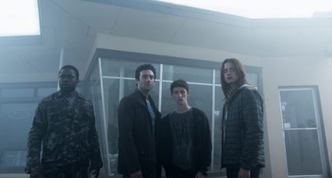 The Mist: ecco il cast