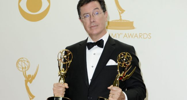 Emmy Awards 2017: tocca a Stephen Colbert