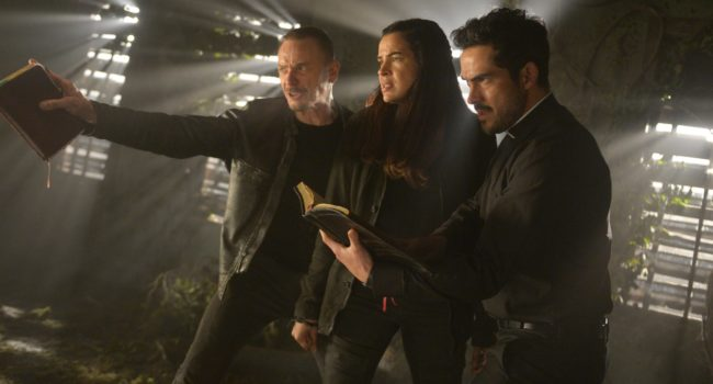 Serie TV: cancellata The Exorcist FOX