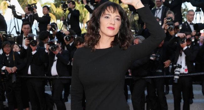 Cannes 2018: Asia Argento sul red carpet