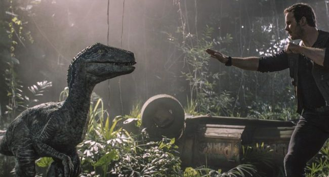 Jurassic World: Fallen Kingdom: il Velociraptor Blue