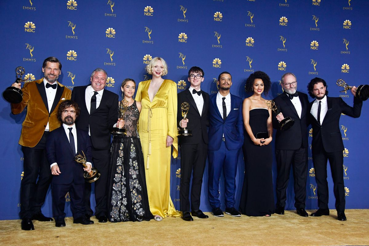 Emmy 2018: Game of Thrones protagonista
