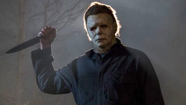 Myers in Halloween (2018)