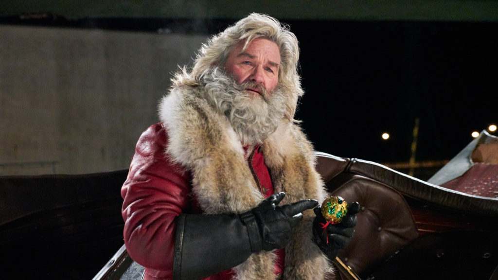 The Christmas Chronicles: Kurt Russell è Babbo Natale
