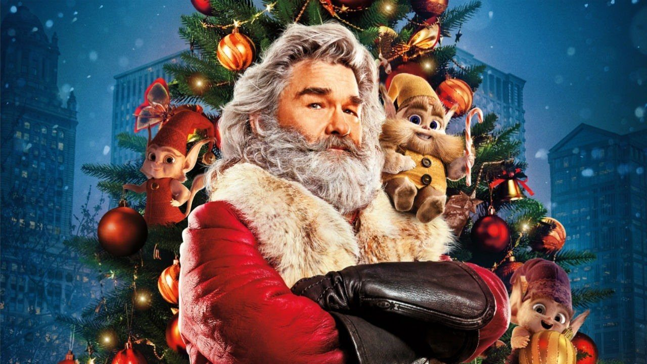 Babbo Natale In Spagnolo.The Christmas Chronicles Kurt Russell Nei Panni Di Babbo