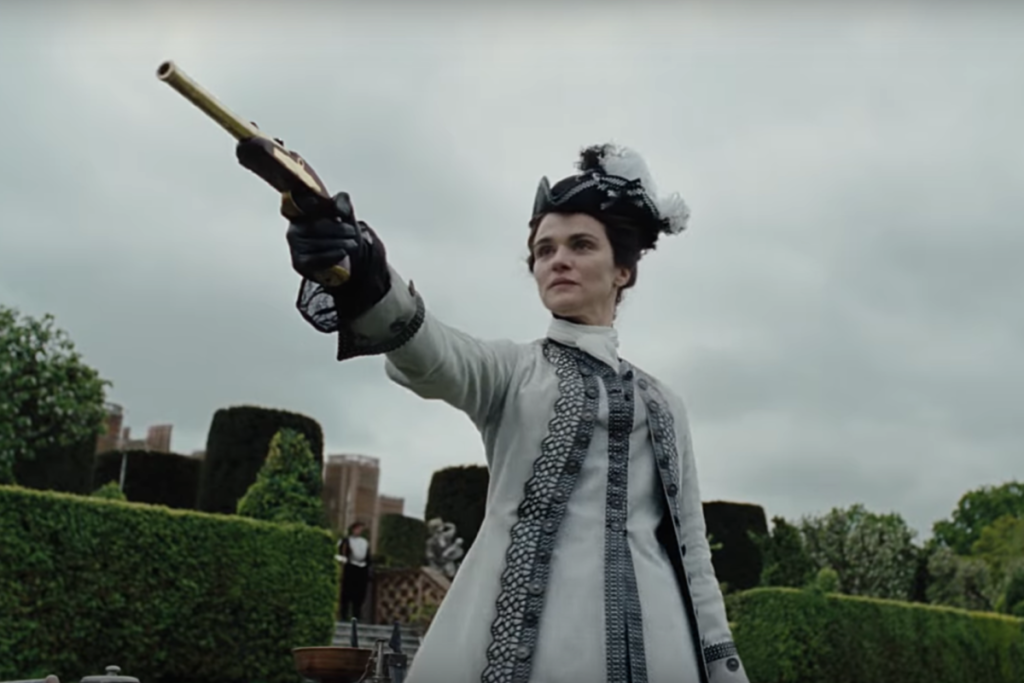 The Favourite, Rachel Weisz - Lady Sarah