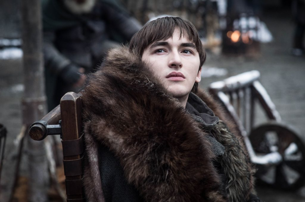 Il finale di Game of Thrones: Bran